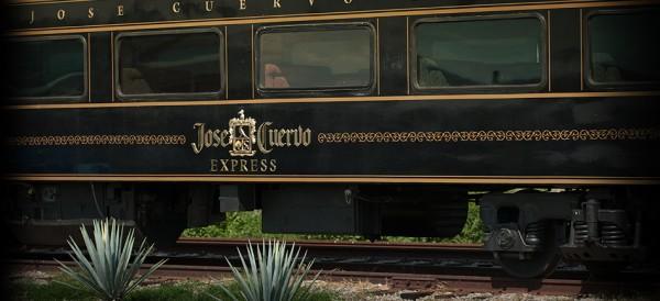 El tren regresa a Tequila.