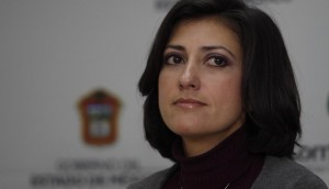 La ex directora del Consejo Estatal de la Mujer y Bienestar Social en el Estado de México (Cemybs).